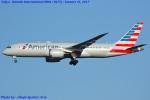 Chofu Spotter Ariaさんが、羽田空港で撮影したアメリカン航空 787-8 Dreamlinerの航空フォト(飛行機 写真・画像)