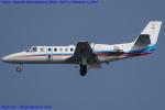 Chofu Spotter Ariaさんが、羽田空港で撮影した朝日新聞社 560 Citation Encoreの航空フォト(写真)