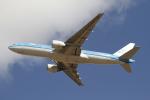 とらとらさんが、成田国際空港で撮影したKLMオランダ航空 777-206/ERの航空フォト(写真)