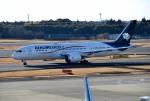 mojioさんが、成田国際空港で撮影したアエロメヒコ航空 787-8 Dreamlinerの航空フォト(飛行機 写真・画像)