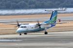 tsubasa0624さんが、長崎空港で撮影したオリエンタルエアブリッジ DHC-8-201Q Dash 8の航空フォト(飛行機 写真・画像)