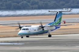tsubasa0624さんが、長崎空港で撮影したオリエンタルエアブリッジ DHC-8-201Q Dash 8の航空フォト(写真)
