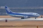 tsubasa0624さんが、長崎空港で撮影したANAウイングス 737-54Kの航空フォト(飛行機 写真・画像)