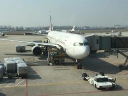 パピヨンさんが、青島流亭国際空港で撮影した全日空 767-381/ERの航空フォト(飛行機 写真・画像)