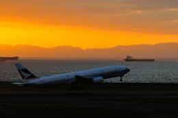 Dream2016さんが、中部国際空港で撮影したキャセイパシフィック航空 777-267の航空フォト(写真)