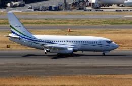 スポット110さんが、羽田空港で撮影したジェット・コネクションズ 737-2V6/Advの航空フォト(飛行機 写真・画像)