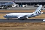 NRT_roseさんが、羽田空港で撮影したジェット・コネクションズ 737-2V6/Advの航空フォト(写真)