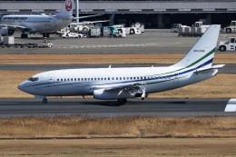 NRT_roseさんが、羽田空港で撮影したジェット・コネクションズ 737-2V6/Advの航空フォト(飛行機 写真・画像)