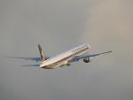 kayさんが、羽田空港で撮影したシンガポール航空の航空フォト(写真)