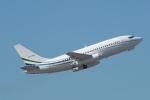 きんめいさんが、中部国際空港で撮影したジェット・コネクションズ 737-2V6/Advの航空フォト(写真)