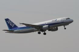 EXIA01さんが、成田国際空港で撮影した全日空 A320-214の航空フォト(飛行機 写真・画像)