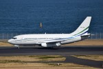 matatabiさんが、羽田空港で撮影したジェット・コネクションズ 737-2V6/Advの航空フォト(写真)