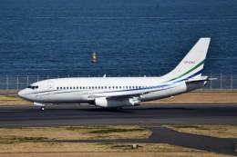 matatabiさんが、羽田空港で撮影したジェット・コネクションズ 737-2V6/Advの航空フォト(飛行機 写真・画像)