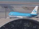 ken1☆MYJさんが、香港国際空港で撮影したKLMオランダ航空 747-406Mの航空フォト(写真)