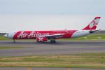 PASSENGERさんが、中部国際空港で撮影したエアアジア・エックス A330-343Xの航空フォト(写真)