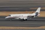 なぞたびさんが、羽田空港で撮影したアジア・ジェット Gulfstream G200の航空フォト(写真)