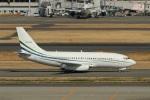 なぞたびさんが、羽田空港で撮影したジェット・コネクションズ 737-2V6/Advの航空フォト(写真)