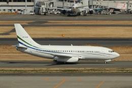 なぞたびさんが、羽田空港で撮影したジェット・コネクションズ 737-2V6/Advの航空フォト(飛行機 写真・画像)