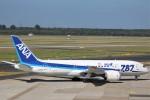 nord-sakuraiさんが、デュッセルドルフ国際空港で撮影した全日空 787-8 Dreamlinerの航空フォト(写真)