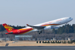 panchiさんが、成田国際空港で撮影した香港航空 A330-343Xの航空フォト(写真)