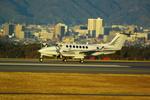 rjnsphotoclub-No.07さんが、静岡空港で撮影したノエビア B300の航空フォト(写真)
