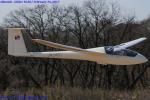 Chofu Spotter Ariaさんが、岡崎滑空場で撮影した日本個人所有 LS6-bの航空フォト(飛行機 写真・画像)