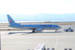 職業旅人さんが、関西国際空港で撮影した大韓航空 737-8BKの航空フォト(写真)