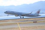 職業旅人さんが、関西国際空港で撮影した中国国際航空 A321-213の航空フォト(写真)