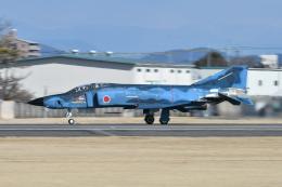 夏みかんさんが、名古屋飛行場で撮影した航空自衛隊 RF-4E Phantom IIの航空フォト(飛行機 写真・画像)