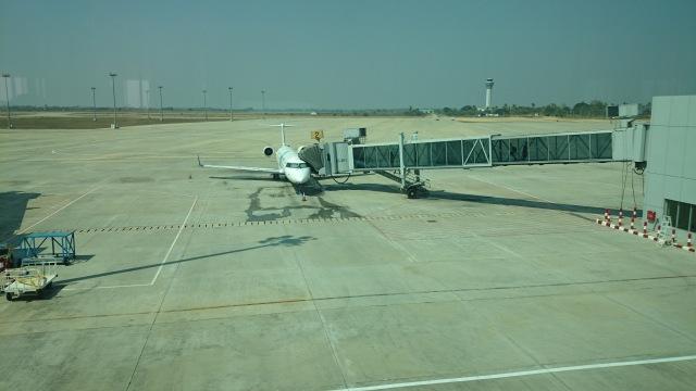 atagoyamaさんが、ネピドー国際空港で撮影したFMIエアの航空フォト(飛行機 写真・画像)