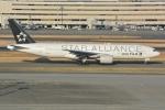 シュウさんが、羽田空港で撮影したユナイテッド航空 777-222/ERの航空フォト(写真)
