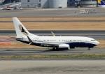 じーく。さんが、羽田空港で撮影した中国企業所有 737-79V BBJの航空フォト(写真)
