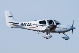 YAMMARさんが、仙台空港で撮影した航空大学校 SR22の航空フォト(飛行機 写真・画像)