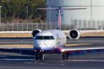 パンダさんが、成田国際空港で撮影したアイベックスエアラインズ CL-600-2B19 Regional Jet CRJ-200ERの航空フォト(飛行機 写真・画像)