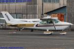Chofu Spotter Ariaさんが、龍ケ崎飛行場で撮影した日本個人所有 182Q Skylane IIの航空フォト(飛行機 写真・画像)