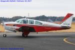 Chofu Spotter Ariaさんが、龍ケ崎飛行場で撮影した日本個人所有 E33 Bonanzaの航空フォト(飛行機 写真・画像)