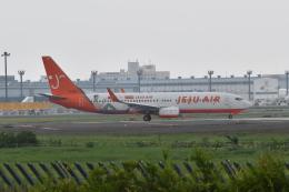 Timothyさんが、成田国際空港で撮影したチェジュ航空 737-82Rの航空フォト(飛行機 写真・画像)