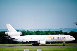 菊池 正人さんが、ルクセンブルグ・フィンデル空港で撮影したセンチュリオン・エアカーゴ DC-10-30Fの航空フォト(飛行機 写真・画像)