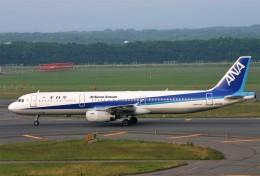 にしやんさんが、新千歳空港で撮影した全日空 A321-131の航空フォト(飛行機 写真・画像)