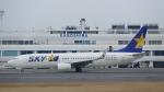 Koj-skadb2116さんが、鹿児島空港で撮影したスカイマーク 737-8HXの航空フォト(写真)
