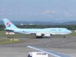 satotakuさんが、新千歳空港で撮影した大韓航空 747-4B5の航空フォト(写真)