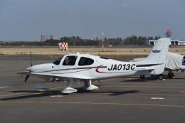 kumagorouさんが、仙台空港で撮影したジャパン・ジェネラル・アビエーション・サービス SR22の航空フォト(飛行機 写真・画像)