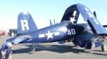 Saeqeh172さんが、ポートランド・ヒルズボロ空港で撮影したCORSAIR N1337A LLC F4U-7 Corsairの航空フォト(写真)