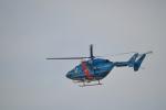 ja0hleさんが、名古屋飛行場で撮影した石川県警察 BK117C-1の航空フォト(写真)