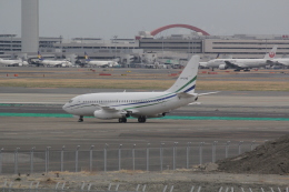 幹ポタさんが、羽田空港で撮影したジェット・コネクションズ 737-2V6/Advの航空フォト(飛行機 写真・画像)