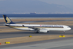 Scotchさんが、中部国際空港で撮影したシンガポール航空 A330-343Xの航空フォト(写真)