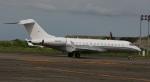 sarangさんが、羽田空港で撮影したプライベートエア BD-700 Global Express/5000/6000の航空フォト(写真)