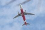 kingmengraiさんが、ウタパオ国際空港で撮影したタイ・エアアジア A320-216の航空フォト(写真)