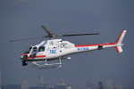 kumagorouさんが、仙台空港で撮影した東邦航空 AS355F2 Ecureuil 2の航空フォト(飛行機 写真・画像)