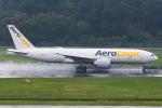 Tomo-Papaさんが、シンガポール・チャンギ国際空港で撮影したエアロ・ロジック 777-FZNの航空フォト(写真)
